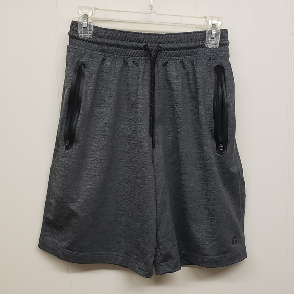 Russell Athletic Other - Like new! Men's grey athletic shorts